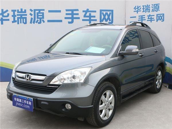 二手本田CRV,2007款,2.4自动挡四驱豪华版