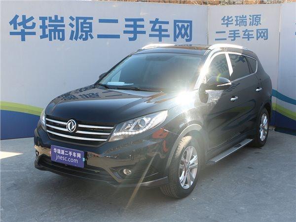 东风风光580-2016款  出行代步练车首选车辆