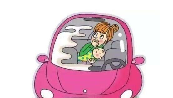 驾驶室里面有汽油味是怎么回事