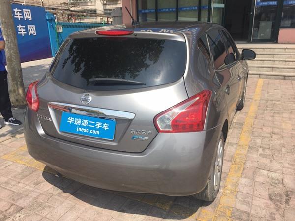 济南日产 骐达 2012款 1.6 CVT XL 智能型