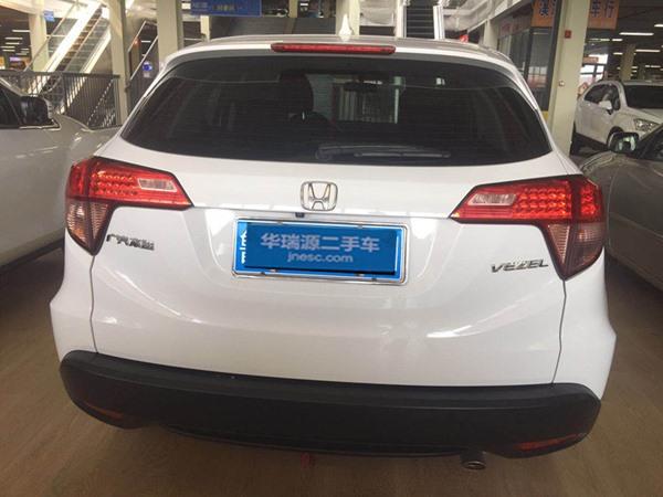 济南本田 缤智 2015款 1.8L 手动两驱精英型