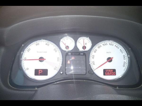 济南标致 标致307 2010款 三厢 1.6L 自动豪华版