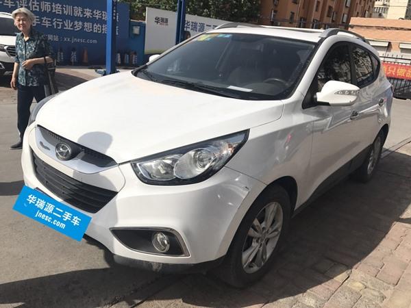 现代 北京现代ix35 2010款 新锐版 2.0 GL自动两驱