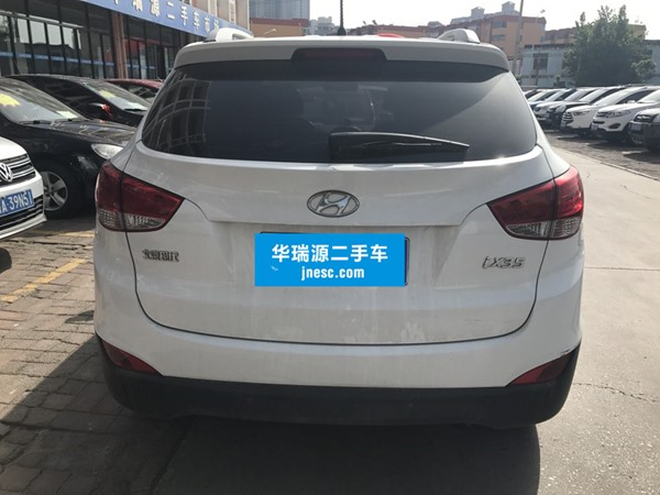 济南现代 北京现代ix35 2010款 新锐版 2.0 GL自动两驱