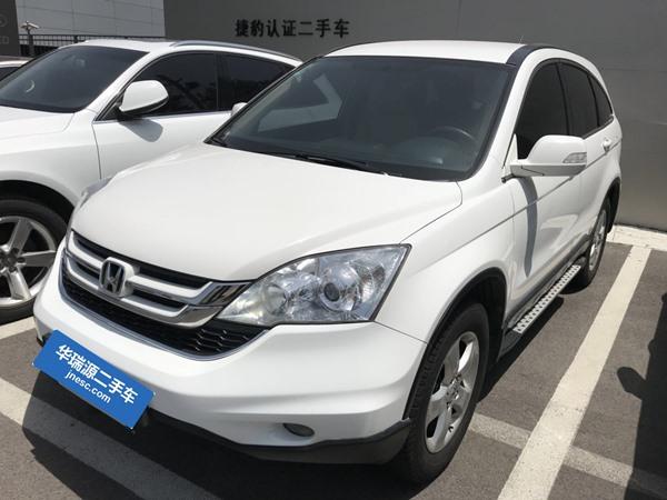 本田 本田CRV 2010款 2.0 自动挡两驱都市版