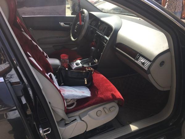 济南奥迪 奥迪A6L 2010款 2.4 CVT豪华型