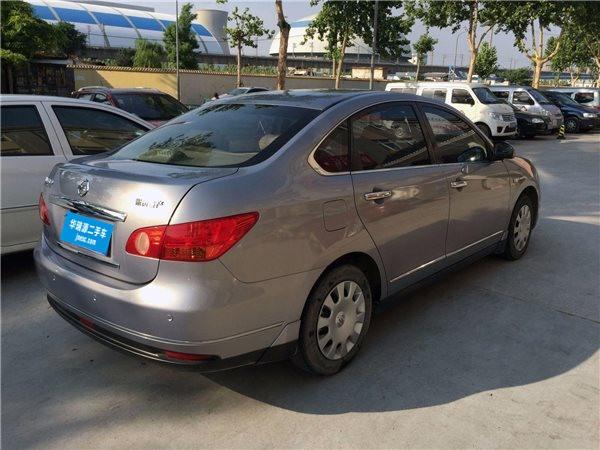济南日产 轩逸 2008款 1.6XL 豪华版