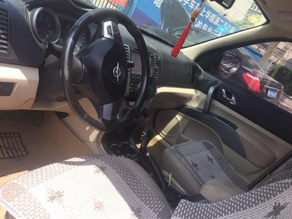济南海马 海马骑士 2012款 2.0L 自动智能领航型
