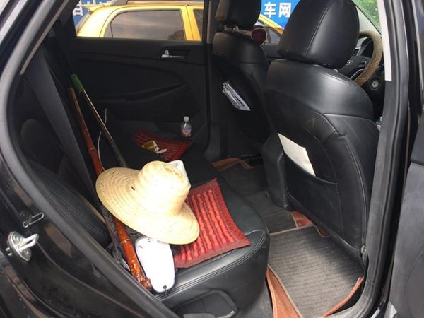 济南现代 途胜 2015款 1.6T 双离合两驱舒适型