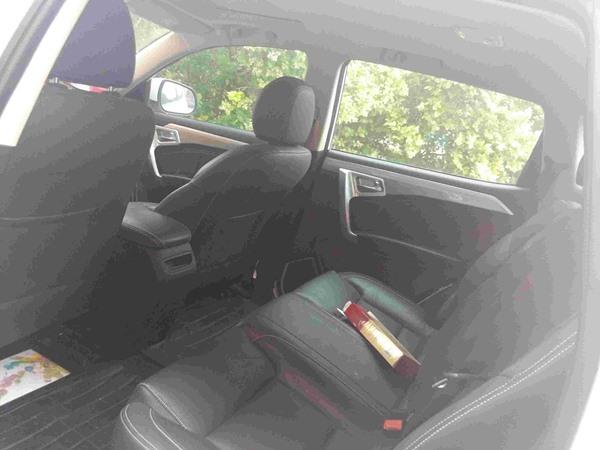 威海吉利 远景SUV 2016款 1.8L 手动豪华型