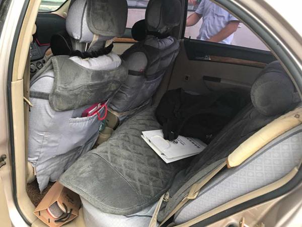 济南雪佛兰-乐风-2006款 1.6SX MT