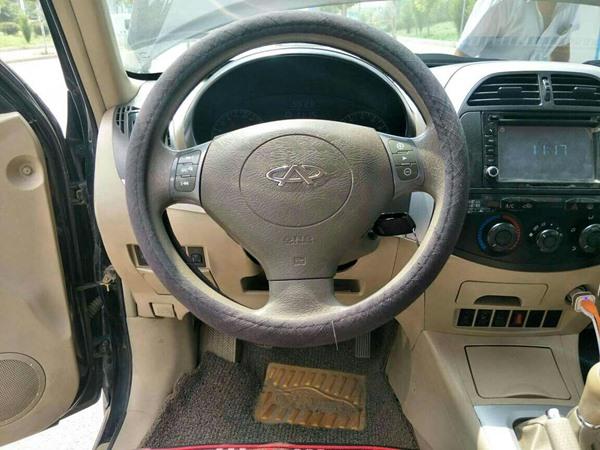 济南奇瑞 瑞虎 2009款 1.8 MT舒适型