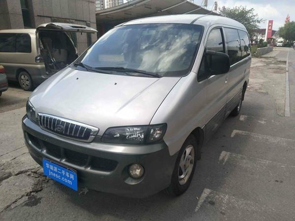 江淮-瑞风-2008款 2.4L彩色之旅 汽油 手动基本型HFC4GA1-C