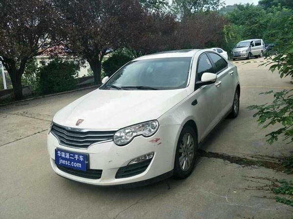 荣威-荣威550-2012款 550S 1.8 自动启臻版