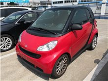 smart fortwo 2010款 1.0 硬顶 pure