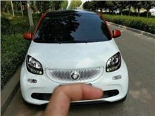 smart forfour 2016款 1.0L 激情版