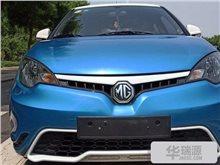 名爵 MG3 2016款 1.3L AMT舒适版
