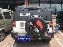 济南北京-北京BJ40-2016款 40L 2.3T 自动四驱尊享版