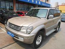 豐田普拉多(進口)2001款2001款 4000 中東版
