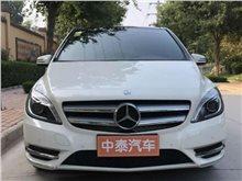 济南奔驰B级 2015款 B 200 豪华型