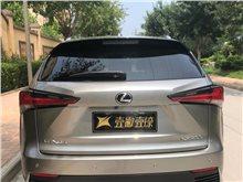 济南雷克萨斯NX 2017款 300h 前驱 锋尚版