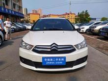 济南雪铁龙-世嘉三厢-2013款 三厢 1.6L 手动品尚型