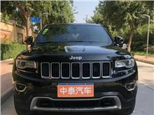 Jeep 大切诺基(进口) 2016款 3.0L 舒享导航版
