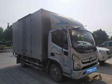 济南福田-奥铃-2015款 4.3T 厢式车