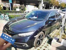 本田-思域-2019款 220TURBO CVT燃擎版 国V