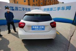 唐山奔驰-奔驰A级(进口)-2017款 A 200 动感型