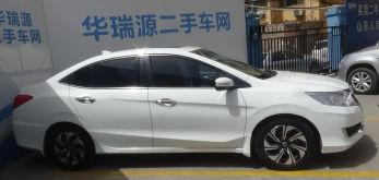 唐山本田-凌派-2016款 1.8L CVT豪华版