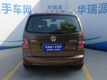 唐山大众-途安-2013款 1.4T 自动舒适版5座