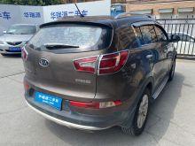 唐山起亚 智跑 2012款 2.0L 自动两驱版GLS