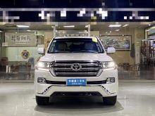 唐山丰田-兰德酷路泽(进口)-2019款 酷路泽5700 5.7L VX-R 12气