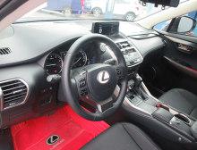 唐山雷克萨斯-雷克萨斯NX(进口)-2017款 200 前驱 锋行版