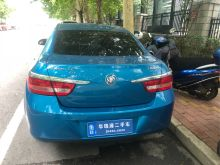 唐山别克-英朗-2012款 GT 1.6L 手动进取版