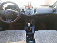 唐山福特 嘉年华 2013款 两厢 1.5L 手动时尚型