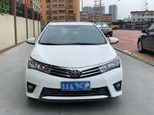 唐山丰田-卡罗拉-2014款 1.6L CVT GL-i真皮版