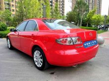 唐山马自达-马自达6-2012款 2.0L 自动超豪华型