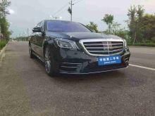 奔驰-奔驰S级(进口)-2019款 S 450 L 4MATIC