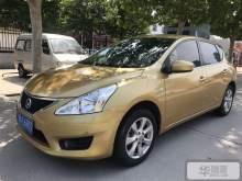 日产 骐达TIIDA 2011款 1.6L CVT舒适型