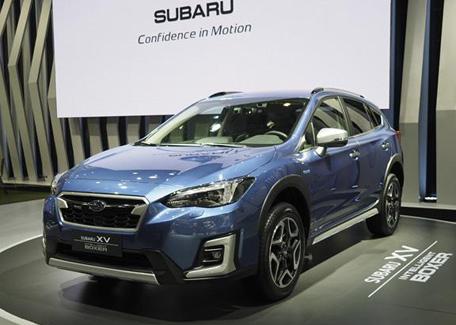 智能水平对置发动机是亮点,斯巴鲁正式发布亲民价格车型