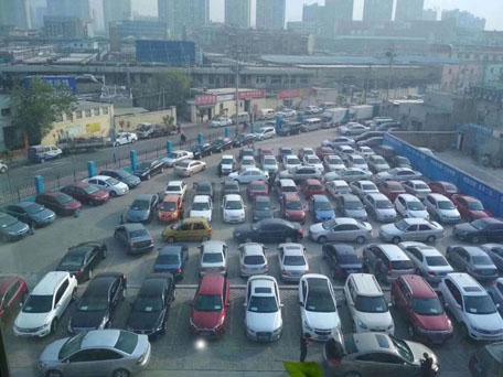 买车卖车过户  国庆节前办理车管业务到30号!