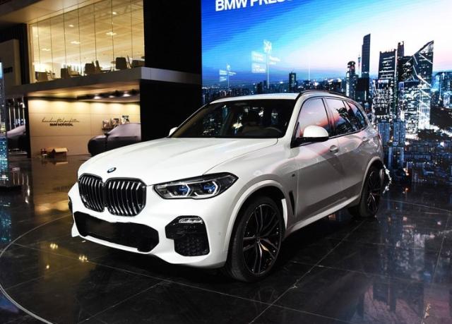新车资讯|广州车展首次亮相的宝马X5 12月起正式上市