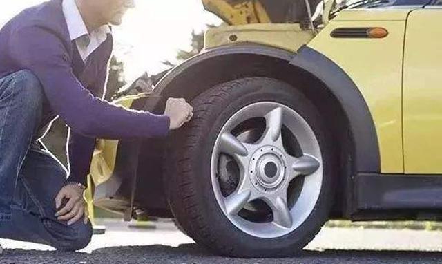 冬季轮胎养护记 轮胎胎压的安全性