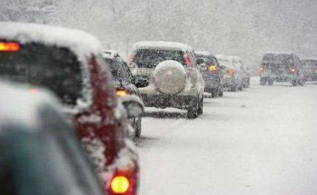 冬季雪天开车技巧,学会事故率降一倍