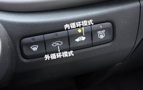 """汽车上的""""防疲劳""""按钮,你知道吗?低头就能看到哦"""