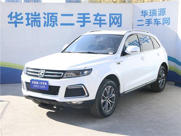 准新车!2018款众泰T600,立省3.5万