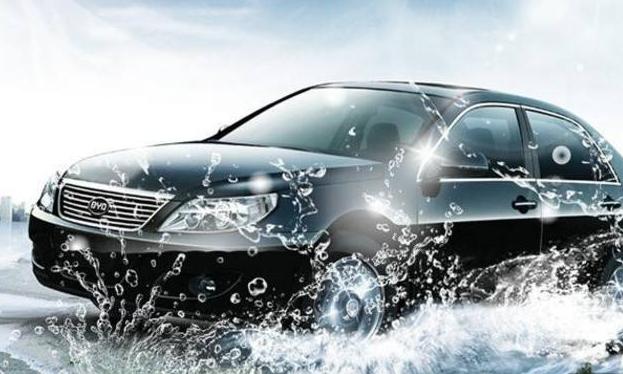 這樣洗車,愛車越洗越干凈,再也不用出去洗車了