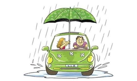 夏季雨天,車主絕不能忽視的愛車保養小知識
